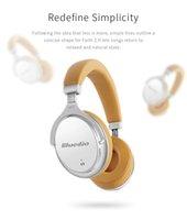 bluedio bluetooth phone venda por atacado-BLUEDIO F2 fone de ouvido Bluetooth, redução de ruído ativo ANC, head-mounted fone de ouvido sem fio do telefone inteligente, fone de ouvido de música Hi-Fi binaural