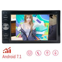 Wholesale navigation tracker - Eincar 6.2'' Car DVD Stereo Android 7.1 Touchscreen gps tracker Double Din in Dash 1080P Video Octa-Core GPS Navigation Autoradio FM