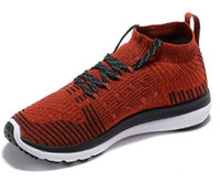 Wholesale footwear soccer shoes online - Top lightweight Men s Threadborne Slingflex Rise Sportstyle Running Shoes buy unique comfortable footwear cool bass court nice shoes size