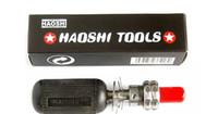 selección de bloqueo ajustable al por mayor-HAOSHI 7 Pines Acero Inoxidable Tubular Ajustable Manipulación Lock Pick 7.3 7.5 7.8 7.9 pin