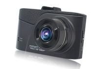 "Wholesale digital camcorder microphone - 3"" FHD car DVR dashcam vehicle video digital recorder car driving camcorder 170° G-sensor motion detection parking monitor"