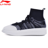 Wholesale li ning shoes resale online - Women Sports Shoes Breathable Light Ladies Walking Fitness Sock Like Classic Sneakers Li Ning GLKM144 L885