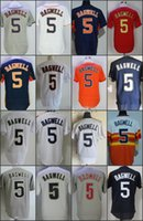 Wholesale grey pinstripe - Hot Houston #5 Jeff Bagwell 2017 WS Champions Patch Hall Of Fame gray white Road Astrodome pinstripe orange Red throwback Stitched Jerseys