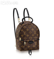 Wholesale animal cell shapes - M41562 WOMEN S PALM SPRINGS MINI BACKPACK BAG PURSE Backpack Duffle Bags Lifestyle Luggage