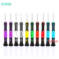 Wholesale 16 pc tablet resale online - Professional Flexible in1 Precision Screwdriver Set Mobile Phone PC Tablet Repair Kit Tools For iPhone Samsung