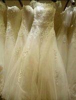 Wholesale Wholesale Luxury Ball Dresses - 2018 high quality wedding dress luxury sweet wedding dress