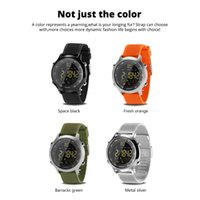 Wholesale gps sms tracker watch - EX18 Smart Watch Sport Smartwatch Pedometer Bluetooth Wristwatch Activity Tracker IP67 Waterproof Support Call and SMS alert for IOS Android