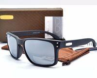 gafas de sol holbrook polarizar al por mayor-Gafas de sol polarizadas Gafas de sol de marca Gafas de sol de moda para hombres HOLBROOK Gafas a prueba de viento para exteriores con caja original OK9102