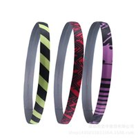 Wholesale Hair Dryers Sale - Unisex Yoga Headbands Seamed Baseball Quick Drying Hair Bands Multi Color Bandage On Head Wear Accessories Hot Sale 2 9gy Z