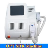 Wholesale elight ipl rf skin rejuvenation - OPT Elight Laser IPL Hair Removal SHR RF Skin Rejuvenation Pigment Removal acne Removal Equipment by CE