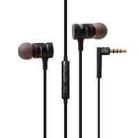 micrófono de auricular awei al por mayor-AWEI ES-70TY 3.5MM Auricular con cable Deporte Auricular de alta calidad con micrófono Auricular con música