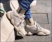 Wholesale cotton crew socks women - Harajuku Hot sale Newest Unisex 3 Colors Calabasas Crew Socks Cotton Kanye West Men Women Socks Casual stockings Skateboard Stockings