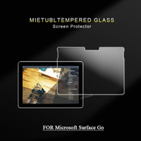 Wholesale microsoft film online – For Microsoft Surface Go quot Tempered Glass Screen Protector Film for Microsoft Surface Go quot Glass Protector