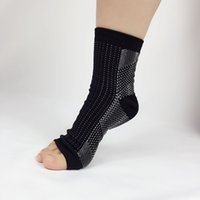 Wholesale Medical Supports - Wholesale Custom LOGO Men Women Socks Compression Foot Sleeves Outdoor Sport Protective Basketball Football Ankle Medical Best Ankle G457Q