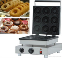 Wholesale Stainless Steel Made China - High Quality Stainless Steel Electric Baking Pan Commercial Donut Making Machine Automatic Cake Making Machine Made In China LLFA