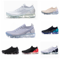 Wholesale children black shoes online - Rainbow Air Style Fly Mens Women Shoes Shock Kids Running Shoes Fashion Children Casual Sports Sneakers Shoes