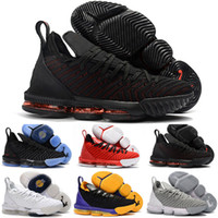 Wholesale lebron shoes women for sale - 2018 New Lebron XVI Lifestyle men  women kids casual 8e33788f24
