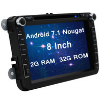 Wholesale mp3 player 32gb resale online - Andorid car DVD Player Multimedia Player Double Din Stereo Octa Core CPU GB RAM GB ROM GPS Navigation Bluetooth HeadUnit