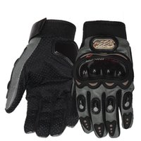 Wholesale fox bicycle - Four Colors Fox Cycling Motorcycle Racing Gloves Autumn Winter Full Finger Mountain MTB Road Bike Bicycle Anti-slip Riding Ciclismo