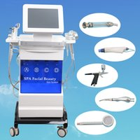 Wholesale microdermabrasion online - diamond microdermabrasion skin peeling facial machine beauty machine skin care Water Dermabrasion Hydra facial Rejuvenation with CE