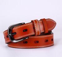 jeans de marca de hebilla al por mayor-Cinturones de diseño de marca de alta calidad para hombres Cinturones de vaqueros Cinturones Cummerbund Para hombres Mujeres Hebilla metálica con caja