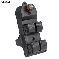 Wholesale Power Switch Electric Window - ALLGT Drivers Front Electric Power Window Master Control Switch fit for Honda CRV 2002 2003 2004 2005 2006 & Honda Civic 2001-2005