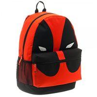 embroidery designs cartoons NZ - Original Deadpool Backpack Cartoon Design Travel School Bag Movie Cosplay Men's Fashion backpack bag