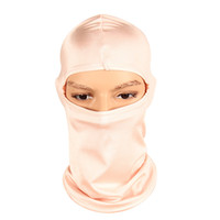Wholesale mask hats online - Multifunction Windproof Outdoor Sports Face Mask Ski Snowboard Hood Hat Neck Warmer Motorcycle Cycling Cap Dust proof Mask