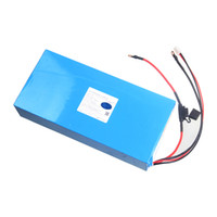 Wholesale lithium battery 48v 25ah for sale - Group buy 48v ah lithium ion battery pack for ebike W electric bike battery v ah for sale