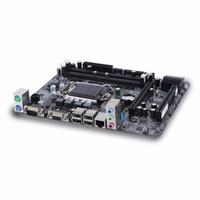 1156 motherboards großhandel-Freeshipping Berufs-Motherboard H55 LGA 1156 DDR3 RAM 8G Brett-Tischrechner-Motherboard
