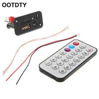 mini decodificador venda por atacado-Mini Decodificador de Áudio Placa Decodificadores WAV MP3 Stereo Two-Channel TF Cartão U disco
