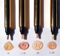 лучистая косметика оптовых-Touche Eclat Radiant Touch Concealer для макияжа, маскирующее карандаши, 2,5 мл. Марка Cosmetic 4, цвет 2,5 # 2 # 1,5 # 1 #