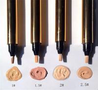 kalem kalemleri toptan satış-Touche Eclat Radyant Dokunmatik Kapatıcı makyaj kapatıcı kalemler 2.5 ml Marka Kozmetik 4 renk mevcuttur 2.5 # 2 # 1.5 # 1 #