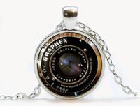Wholesale vintage camera jewelry - whole sale(1 pieces lot) Camera Lens Vintage grahpex pendant. Vintage Camera Lens Necklace. Steampunk jewelry. Birthday gift
