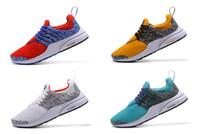 Wholesale Men Safari - Presto Gold Safari QS Mens Womens Basketball Shoes Sneakers Running Shoes For Men Women Sports Shoe Walking designer shoes
