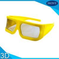 Wholesale lg tv wholesale - 5pcs Packs Unfoldable Frame Passive 3D glasses, for LG, Panasonic, Vizio and all Passive 3D TVs & RealD Cinema glasses