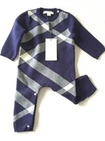 Wholesale design clothes for kids for sale - Group buy winter Brand Design Hot Sale baby Boy Sweater Wool Knitted Pullover Cardigan For Baby Girls Children Clothes Kids Infant rompers