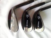 geschmiedete golfkeile großhandel-Brandneue MiURA-geschmiedete Wedge MiURA-Golf geschmiedete Wedge-Golfschläger 52/56/60 Grad Stahlschaft mit Kopfabdeckung