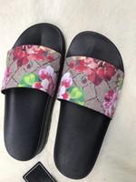 Wholesale floor accessories online - Home gt Shoes Accessories gt Slippers gt Product detail designer slippers slides mens flip flops casual fashion animals flower prints l6