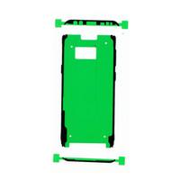 ingrosso adesivo adesivo a telaio-100PCS per Samsung Galaxy S8 S8 Plus S9 S9 Plus Front LCD Frame Sticker posteriore posteriore coperchio della batteria nastro adesivo porta