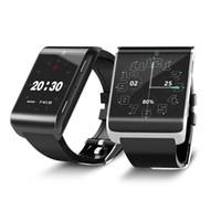 ingrosso telefoni di grande schermo-DM2018 Big Screen 4G Smart Watch Telefono RAM 1G + ROM 16GB WIFI GPS Smartwatch con fotocamera da 2 MP per Android iOS Fitness Tracker Guarda