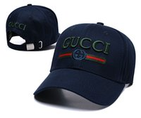 ingrosso berretto da baseball g-Berretto da baseball Moda Uomo Donna Outdoor Brand Designer Sport G Maglie Caps Hip Hop Snapback regolabili Cool Pattern Hats New Truck Hat