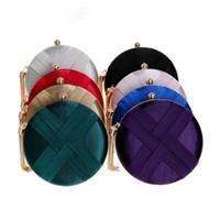 Wholesale evening bags for sale - Brand Design Women Tassel Evening Bags Metal Chain Shoulder Small Day Clutches Rhinestones Wedding Bridal Handbags