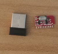 module de transmission achat en gros de-3 ensembles / lot Module de transmission de souris sans fil et module de réception et carte de souris sans fil pour souris sans fil rechargeable