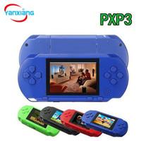 console de jogos pxp venda por atacado-10 PCS TV Video Game Console Handheld PXP3 16Bit Game Jogadores Gameboy PXP Mini Consoles de Jogos para GBA Jogos Atacado DHL YX-PXP-1