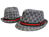 Wholesale vintage bowler hats - New Mesh Baseball Caps Jazz Hats for Men and Women Kids High Quality Adjusable Snapback Cap Sun Hat Popular Designer Vintage Bowler Hats
