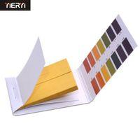Wholesale 100pcs New PH Meters PH Test Strips Strips Indicator Test Strips Paper Litmus Tester Brand Measurement Analysis Instruments