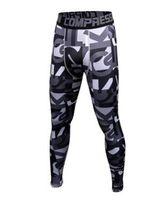 herren-jogginghose für männer großhandel-2017 Mens Compression Hosen Sport Laufhose Basketball Gym Hosen Bodybuilding Jogger Jogging Dünne Leggings Hosen 21