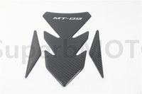 Wholesale Fuel Tank Fittings - Sticker Fit for Yamaha MT-03 Motorcycle Gas Fuel Tank Protection Sticker Decal