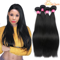 Wholesale 100 virgin brazilian hair - Grade A Mink Brazilian Straight Hair Unprocessed Brazilian Virgin Human Hair Weave Bundles Brazilian Virgin Hair Straight